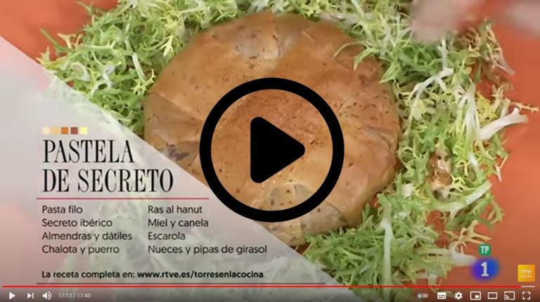 receta original secreto iberico